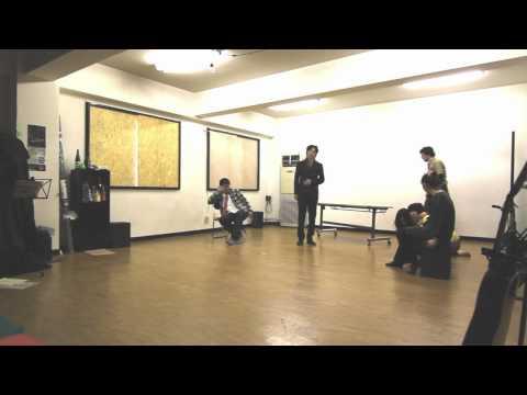 Yokohama Theatre Ensemble Showcase #1 - February 4, 2012