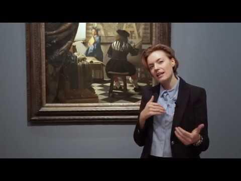 Junge Freunde des Kunsthistorischen Museums Wien - Theresa Wagener - Kunstvermittlerin