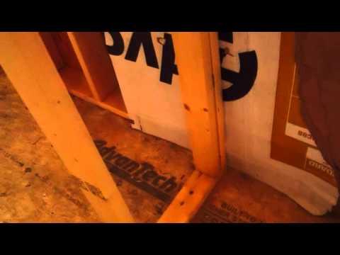 Wall Framing Trick