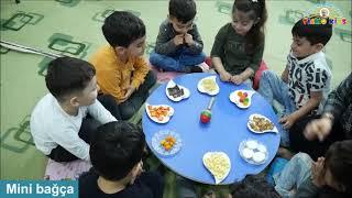 Mini bağça.Tiamo Kids Dahi Uşaqlar Mərkəzi.