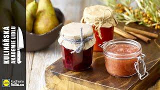 Višňový džem s citronovým tymiánem  - Roman Paulus - Kulinářská Akademie Lidlu