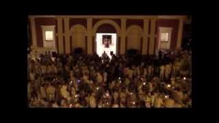 La Cena in bianco a Corato, scene di spensierata stravaganza
