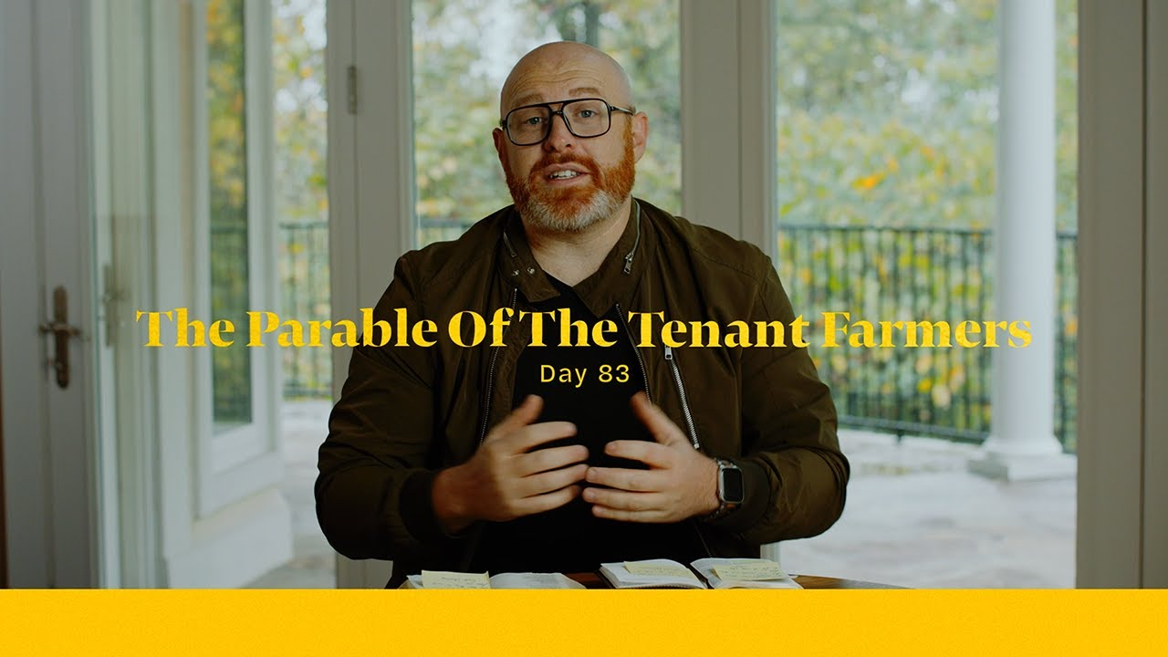 Parable Of The Tenant Farmers