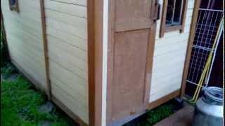 видео Как построить баню на даче