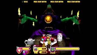 Power Stone 2 (Dreamcast) Arcade as Mel