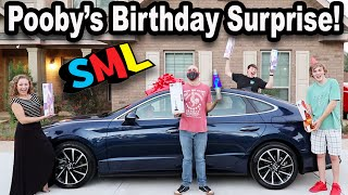 SML Gave Pooby The Best Birthday Surprise EVER!!!