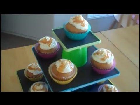 Manualidades como hacer una base para pastelitos o - Bases para cupcakes ...