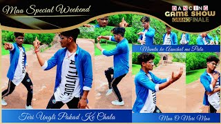 Maa O Meri Maa | Lyrical Dance | Maa Specail Weekend | Dancing Game Show FINAL