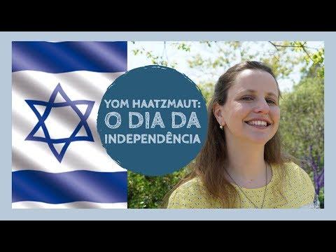 Aula sobre Yom Haatzmaut - O dia da independência de Israel - Hebraico Simples