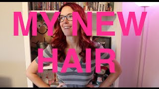 My New Hair! Thumbnail