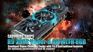 Sapphire R9 290X 8Gb Vapor-X Test in 5 Games. Выжимаем все соки