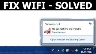 Laptop Can't Connect to WiFi Network While Other Devices Can (Solved)