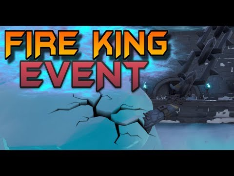 fortnite polar peak event live ice melting fire king breaking free dragon egg watch - fortnite dragon eggs hatching