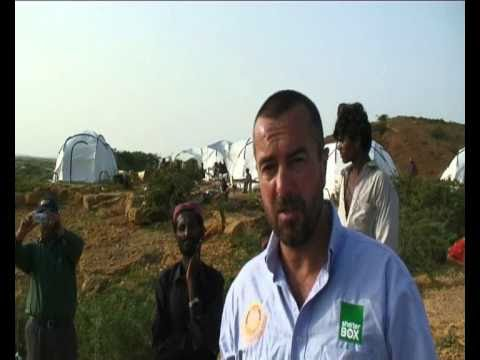 ShelterBox - Pakistan Floods - Mark Pearson Interv...