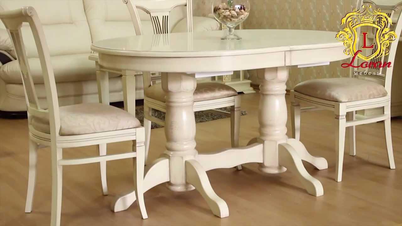 Купить комплект стол и стулья в харькове и регионе для отдыха, обеда. Консультанты магазина мебельок помогут подобрать и купить кухонный стол и стулья в харькове. Руководствуясь вашими предпочтениями, мы предложим. Комплект обеденный стол классик слоновая кость + 6 стульев марэк 1.