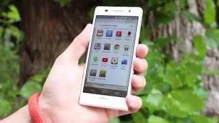 Обзор Хуавей P6 C00 (GSM+CDMA)(Самый тонкий двухстандартный смартфон Huawei Ascend P6 по самой выгодной цене от 250 грн. http://www.intertelecom.ua/ru/huawei-ascend-p6-c..., 2014-06-03T09:00:22.000Z)