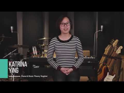 Meet Katrina Ying - Piano & Music Theory Teacher at Resonate Music School & Studio in Edmonton, AB.