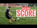 How To Cut Inside In Soccer And Score