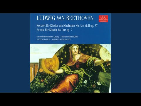 Piano Sonata No. 4 In E Flat Major, Op. 7: III. Allegro