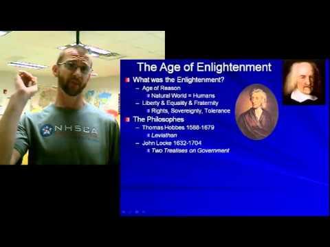 Revolutionary Era: Age of Enlightenment