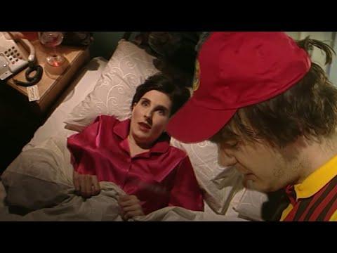 The Big Lockout | Black Books | Season 1 Episode 5 | Dead Parrot