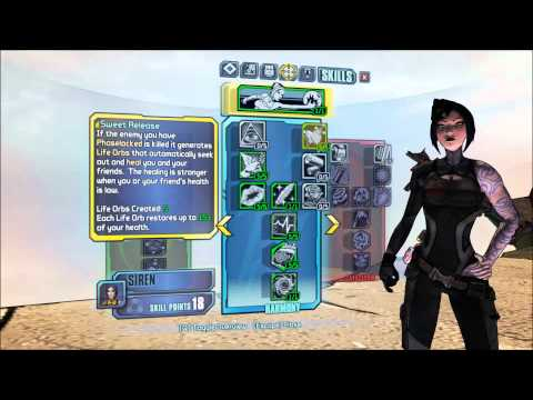 Borderlands 2: Epic Healing - Harmony Maya