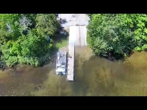 Michigan Inland Waterway, Crooked And Pickerel Lakes