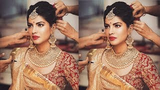 First Visuals Of Priyanka Chopra's BRIDAL Look Inside Umaid Bhavan Place In Jodhpur