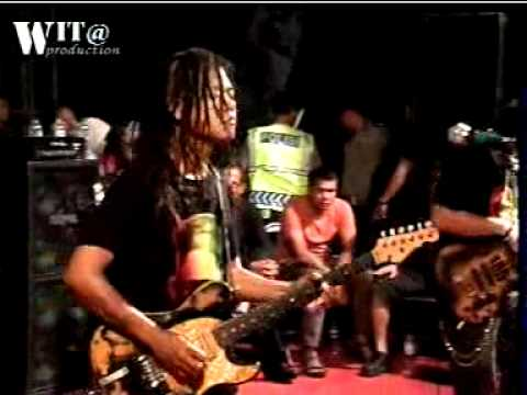 Tony Q Rastafara live BLORA republik sulap