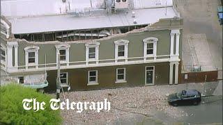 video: Magnitude 6.0 earthquake strikes near Melbourne