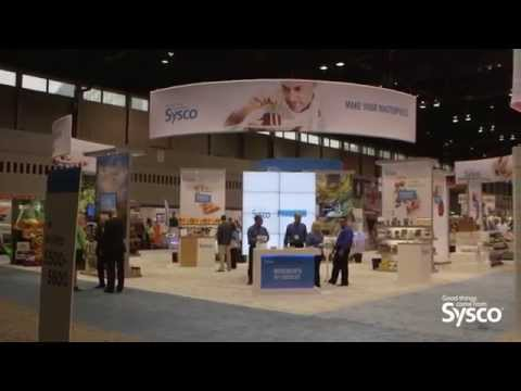 Sysco at the 2015 National Restaurant Association Show - YouTube