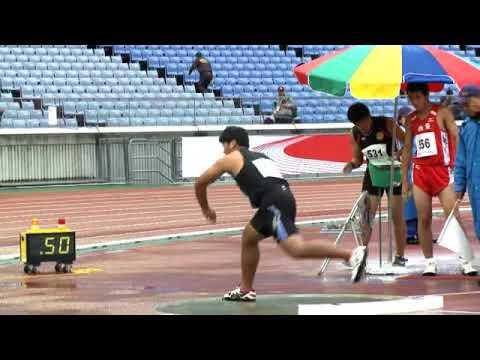 第44回ジュニアオリンピック 男...