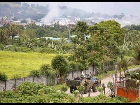 NewsUpdateToday June 11, 2017, 40 Sugatan, 13 patay na Marines sa Marawi City