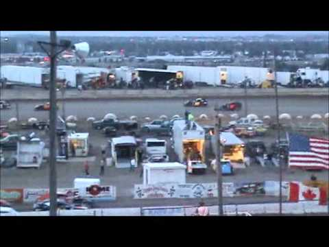 Doug LaPierre 76x Scotts Engine Shop 8-04-2012 Heat Race Electric City Speedway