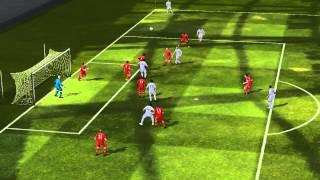 FIFA 14 iPhone/iPad - Real Madrid vs. FC Bayern
