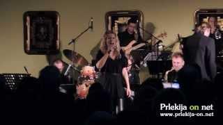 Anika Horvat in Big Band Gornja Radgona - Ne čakaj na maj
