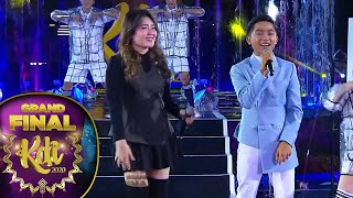 Betrand Peto Putra Onsu Ft Via Vallen [KASIH SLOW & KOPI DANGDUT] - Grand Final KDI 2020