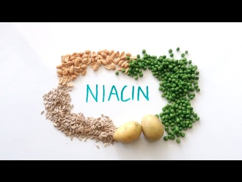 What is Vitamin B3 (Niacin) good for? + Foods High in Vitamin B3