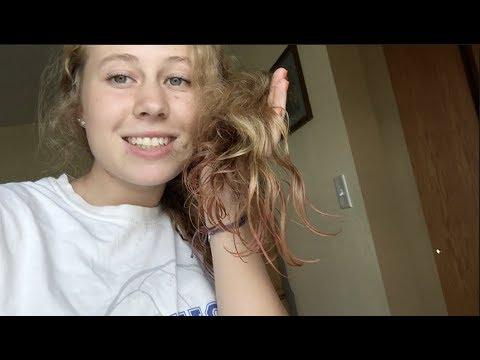 dye my hair pink :)) thumbnail