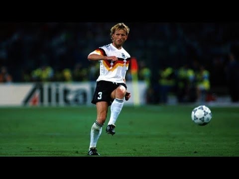 Why Andreas Brehme