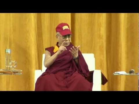 Secular Ethics, Human Values and Society: The Dalai Lama at the USC Galen Center