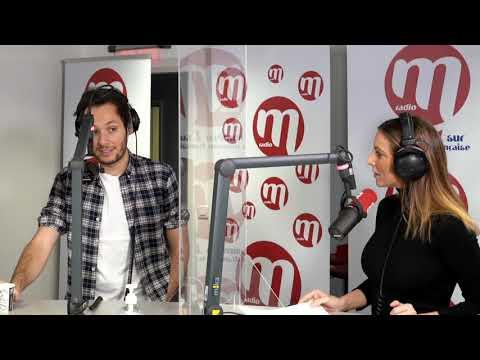 Vianney invité du M Radio Réveil