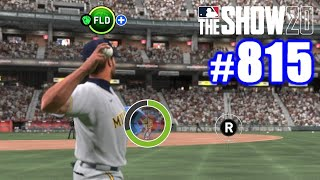 YOU WON'T BELIEVE I DID THIS! | MLB The Show 20 | Road to the Show #815