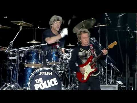 The Police - Synchronicity II 2008 Live Video HD