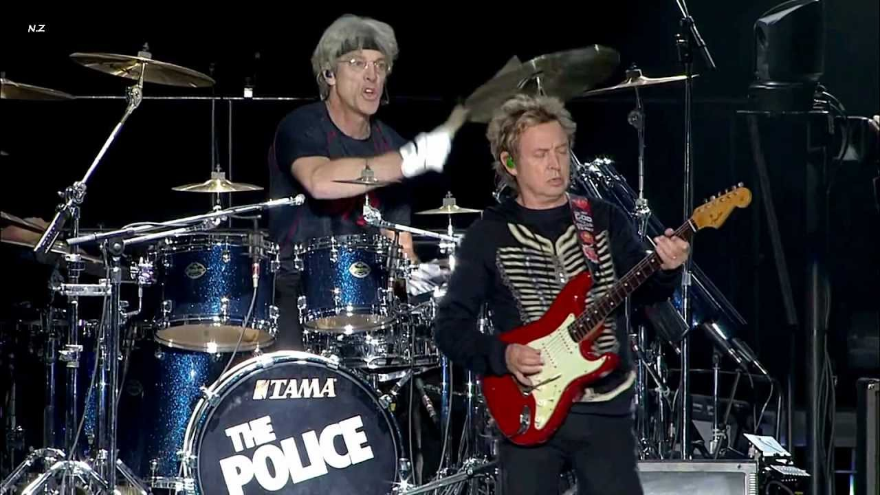 The Police Synchronicity Tour Dvd