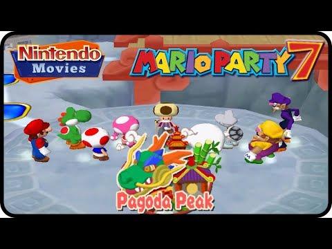 Mario Party 7 - Pagoda Peak 8-Player Mode (Multiplayer)