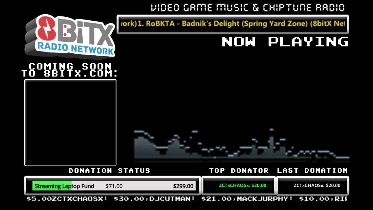 Video Game Music & Chiptune Radio