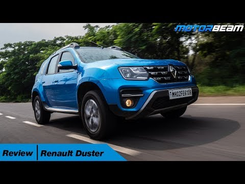 2019 Renault Duster Review - Most Capable Compact SUV   MotorBeam हिंदी