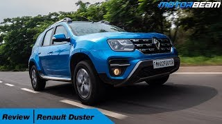 2019 Renault Duster Review - Most Capable Compact SUV | MotorBeam हिंदी