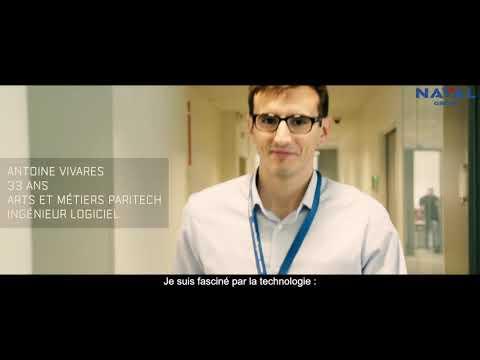 [EN IMMERSION] Antoine, ingénieur logiciel chez Naval Group